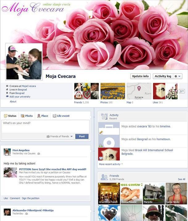 , facebook
