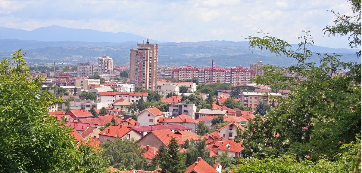 , Cvećara Leskovac