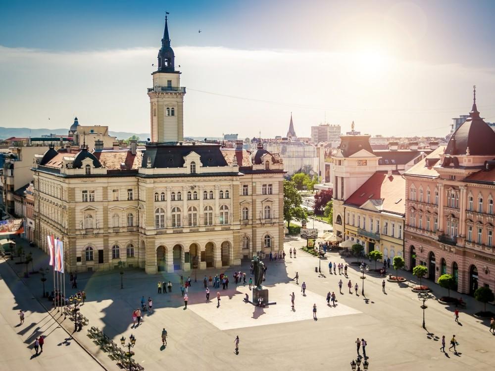 , Cvećara Novi Sad