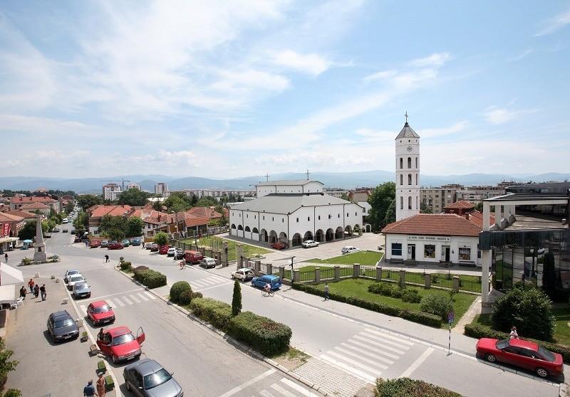 , Cvećara Vranje
